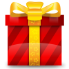 Holiday Gift Icon image #9828