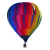 Hot Air Balloon Colorful  File image #46761
