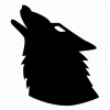 Howling Wolf Icon image #35709