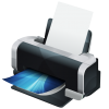 Hp Printer Icon | Hydropro Hardware Iconset | Media Design image #1029