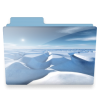 Ice Folder Icon | Nature Folder Iconset | Majid Ksa image #1642