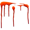 Icon Download Blood Drip image #45430