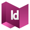 Vector Indesign Logo image #28432