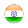 India Flags Icon thumbnail 10287