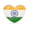 Icons Windows Indian Flag For image #21357