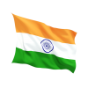 Indian Flag Icon Transparent image #21351