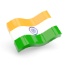 Indian Flag  Download Icons image #21355
