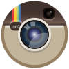 Instagram Icon Circle Vector Logo image #965