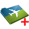 Insurance, Plus, Airplane, Travel Icon image #38023