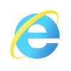 Internet Explorer Logo Icon image #13480