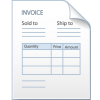 Invoices  Icon Download image #18817