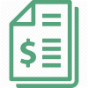 Icon Invoices Size image #18827