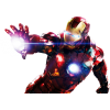 Use These Iron Man Vector Clipart image #13124