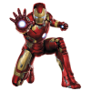 High Resolution Iron Man  Clipart image #13125