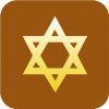 Judaism Star Of David Icon image #3356
