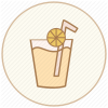 Fruit Juice Symbol Icon image #21473