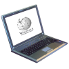 Free Download Of Laptop Icon Clipart image #6766