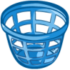 Symbol Laundry Basket Icon image #15861
