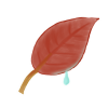 Download Icon Leaf image #7074
