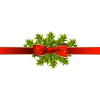 Leaf, Ribbon, Christmas, Red image #47079