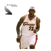 Pictures Lebron James Clipart Free image #38848
