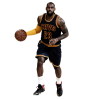 Lebron James Collection  Clipart image #38853