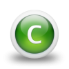 Icon Letter C Free image #8901