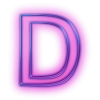 Letter D Icons No Attribution image #8928
