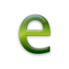 Transparent Letter E Icon image #21664