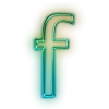 Letter F Save Icon Format image #13253