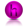 Library Icon Letter H image #21726