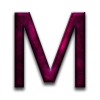 Download Letter M Icon image #10558