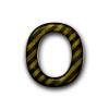 Letter O Library Icon image #20916