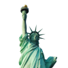 Liberty Island New York Statue Transparent image #48658