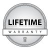 Lifetime Warranty Icon image #38103