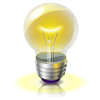 Lightbulb Clipart Collection image #822