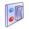 Icon Light Switch  Library image #8498