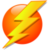 Lightning Electric Icon image #4567