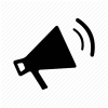 Loud Promotion Speaker Voice Icon thumbnail 3407