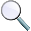 Download Icon Magnifying Glass image #26761