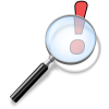 Icon Magnifying Glass Download image #26767