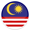 Malaysia Icon Round World Flags thumbnail 41827