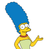 Clipart Marge Simpson image #39235