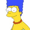Clipart  Marge Simpson image #39236