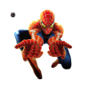 Marvel Comic Spiderman  Clipart image #47364