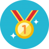 Medal Icon Hd image #13806