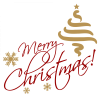 Clipart  Best Merry Christmas image #27725