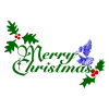 Free Download Of Merry Christmas Icon Clipart thumbnail 27756