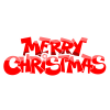 Merry Christmas Text image #27740