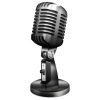 Microphone Vintage Icon image #19170